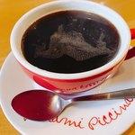 ニック&レネイ - コーヒーも美味しかったです
