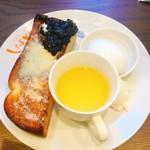 カフェ しょぱん 長良 - B日替わりトースト