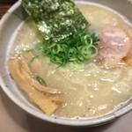中華そば 葦屋 - 塩そば(690円)