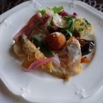 シンポジオン - 前菜盛り合わせ
