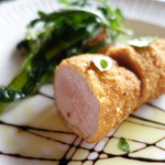 シンポジオン - 湘南豚フィレ肉のパン粉焼き
