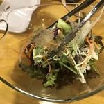 海雲台 - サラダ