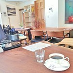ジャズカフェ トッシー - セットのコーヒー