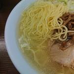 81184356 - 麺とスープ