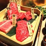 富士門焼肉ランチ