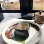 81185775 - 胡麻豆腐                         濃厚で美味しい♡