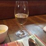 イオラシック - グラスワイン白