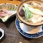 なか井 - カニ鍋