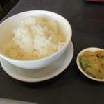 華湘 - 「白飯・搾菜」