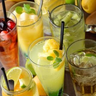 ★ノンアルコールも豊富!お酒を飲まない人もOK♪