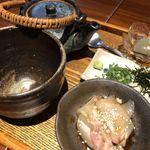湯島 彩家 - 選べるすき焼きと鯛茶漬け御膳 2の膳 醤油