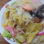 81188156 - 皿うどん細麺