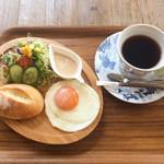Rose Cafe 風のガーデン - 料理写真: