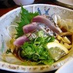 とさ市場 - カツオのタタキ(須崎定食)