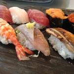 丸清寿司 - 特選にぎり