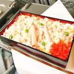 かに寿司工房 - 料理写真: