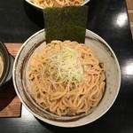 つけ麺 京都わたなべ - つけ麺 太麺(並)200g