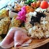 Repas - 料理写真:Repasワンプレートランチ 1,280円(ドリンク、ミニデザート付)