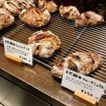 パンやきどころ RIKI - 天然酵母のハード系