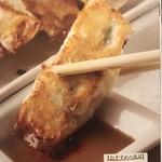 神戸餃子 樂 - 特製味噌だれ
