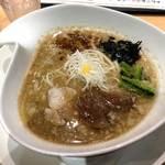 アシタミライ - 沖縄ラーメン(太麺)
