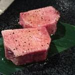 USHIHACHI - 限定特選10%牛タン  1個490円