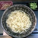 琉球麺 茉家 - 料理写真:茉家そば