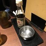 龍馬街道 - 調味料✧*。醤油だけでした(T-T)