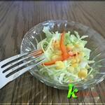 マーブル カフェ - ランチ セットサラダ