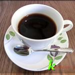 マーブル カフェ - セット珈琲