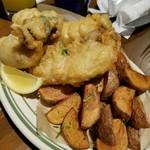 81199723 - 牡蠣のフリットとジャガイモ