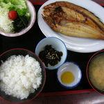 さとう食堂 - 魚定食