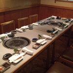 花由 - テーブル席(宴会用)