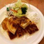 岡山珈琲館 - シナモンミルクトースト