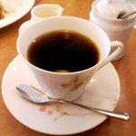 岡山珈琲館 - コーヒー