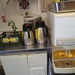 81200737 - サービスの温かいお茶