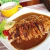 咲 - 料理写真:ソースカツカレー