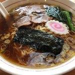 かまや食堂 - 料理写真:中華そば