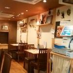 肉酒場ビストロ男前 - 一階