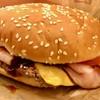 バーガーキング - 料理写真:BBQスモーキーベーコンワッパー(2018.02)