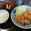 とんかつ浜勝 - 料理写真:ヒレかつ定食150g