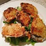 シップ・シェイプ - 広島産牡蠣のオーブン焼き