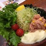 81209057 - 生野菜サラダ