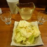 串焼き いの田 - 杣の天狗 純米吟醸