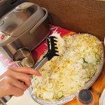 SWADISHT - 印度料理店のサラダって言うとほぼ必ずこのサラダ…w