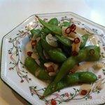 ステーキふじ - 枝豆