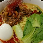 龍馬軒 - カレー坦坦麺