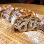 バゲットラビット - バゲットテロワール 噛みしめる度に小麦の香り