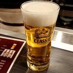 81218624 - 生ビール(クラシック)500円