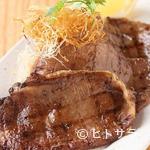 別邸個室・炭焼きビストロ ビスタ - 特選 仙台牛・厚切り牛タン